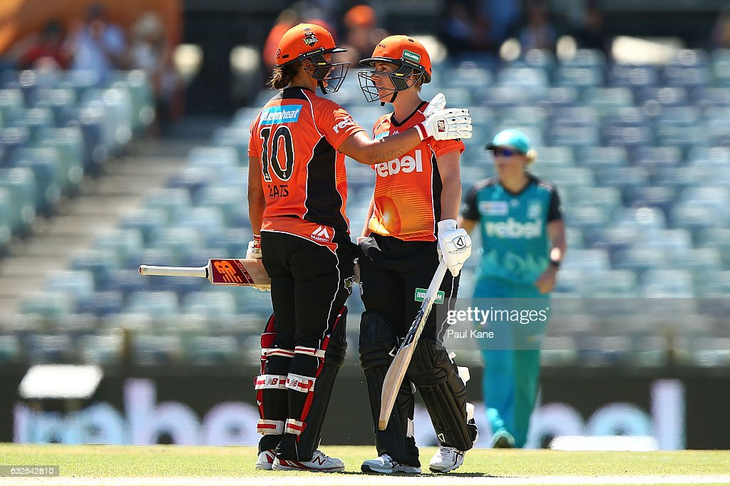 WBBL Semi Final - Scorchers v Heat