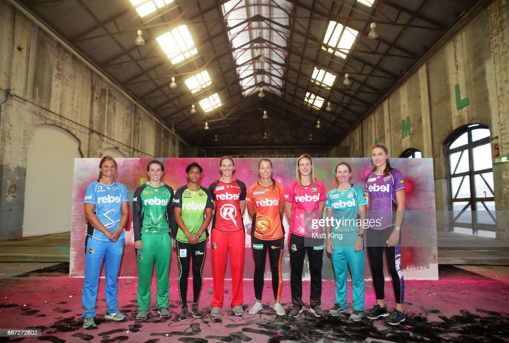 WBBL Season Launch