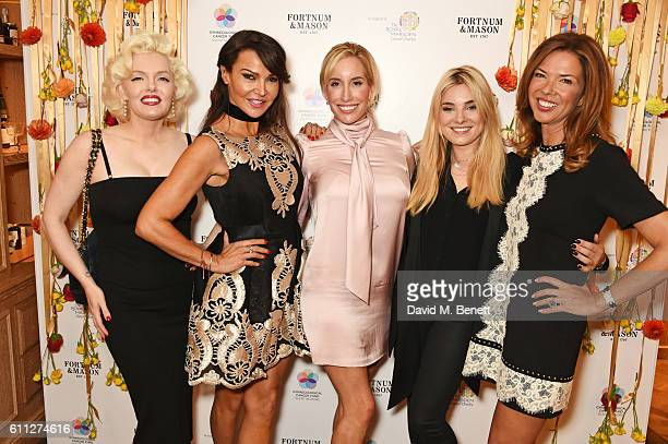 Suzie Kennedy Lizzie Cundy Joy Desmond guest and Heather Kerzner attend the 3rd Annual Ladies' Lunch in support of the Silent No More Gynaecological...