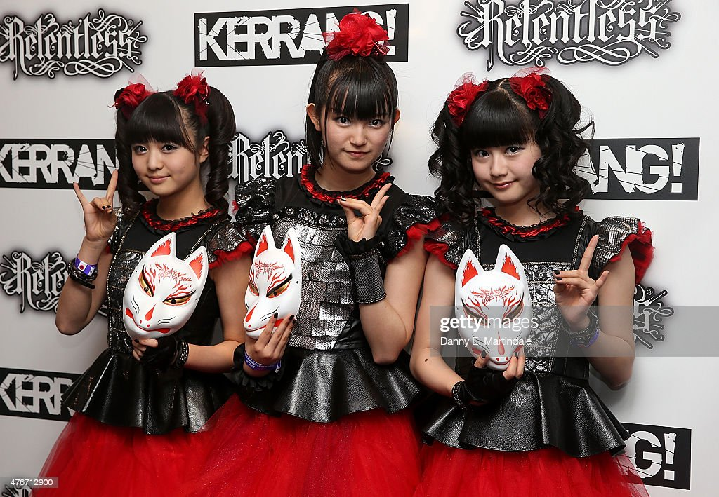 Relentless Energy Drink Kerrang! Awards : News Photo
