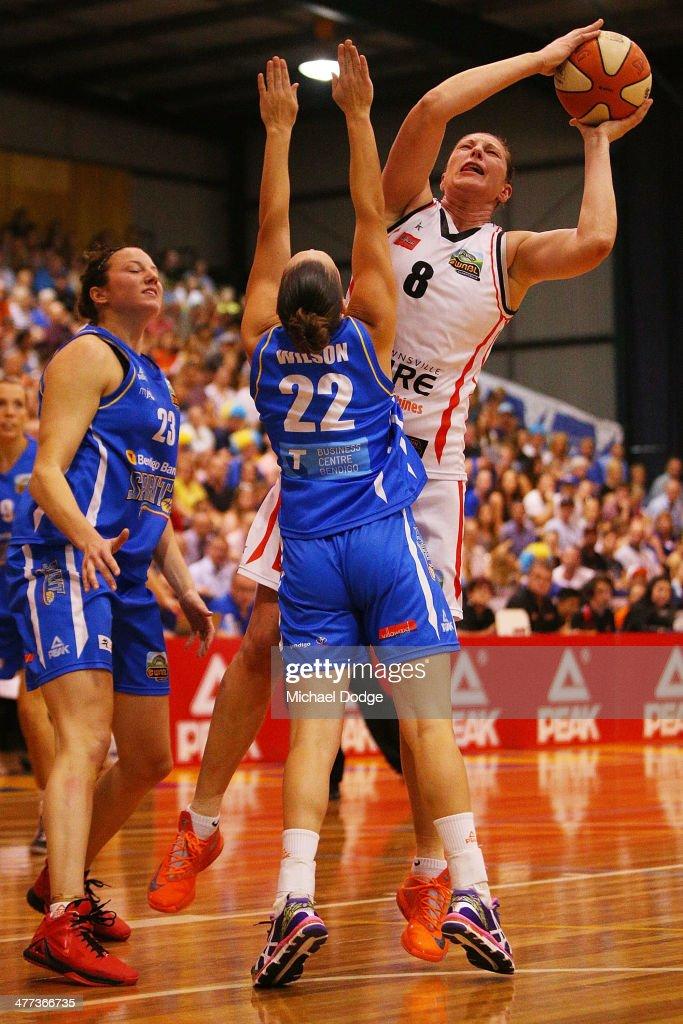 WNBL Grand Final - Bendigo v Townsville