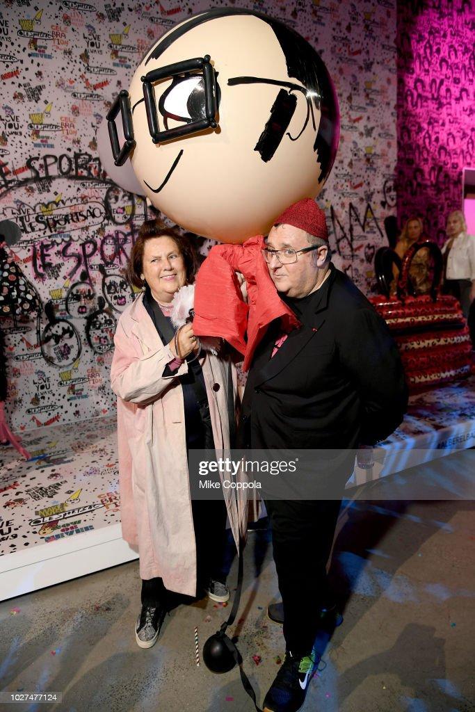 Alber Elbaz X LeSportsac New York Fashion Week Party : News Photo