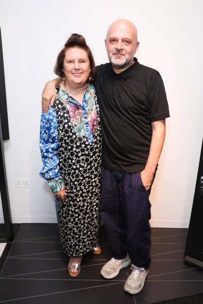 GBR: Chalayan x Wallpaper October Issue Launch Party - LFW September 2019