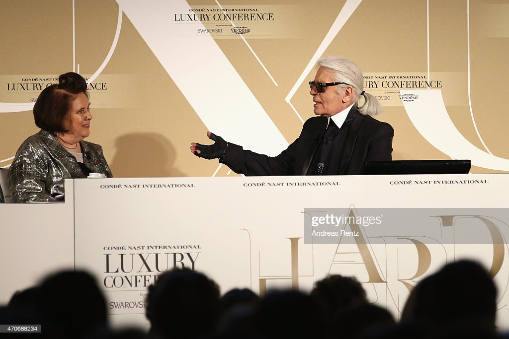 Conde' Nast International Luxury Conference - Day 1 : News Photo