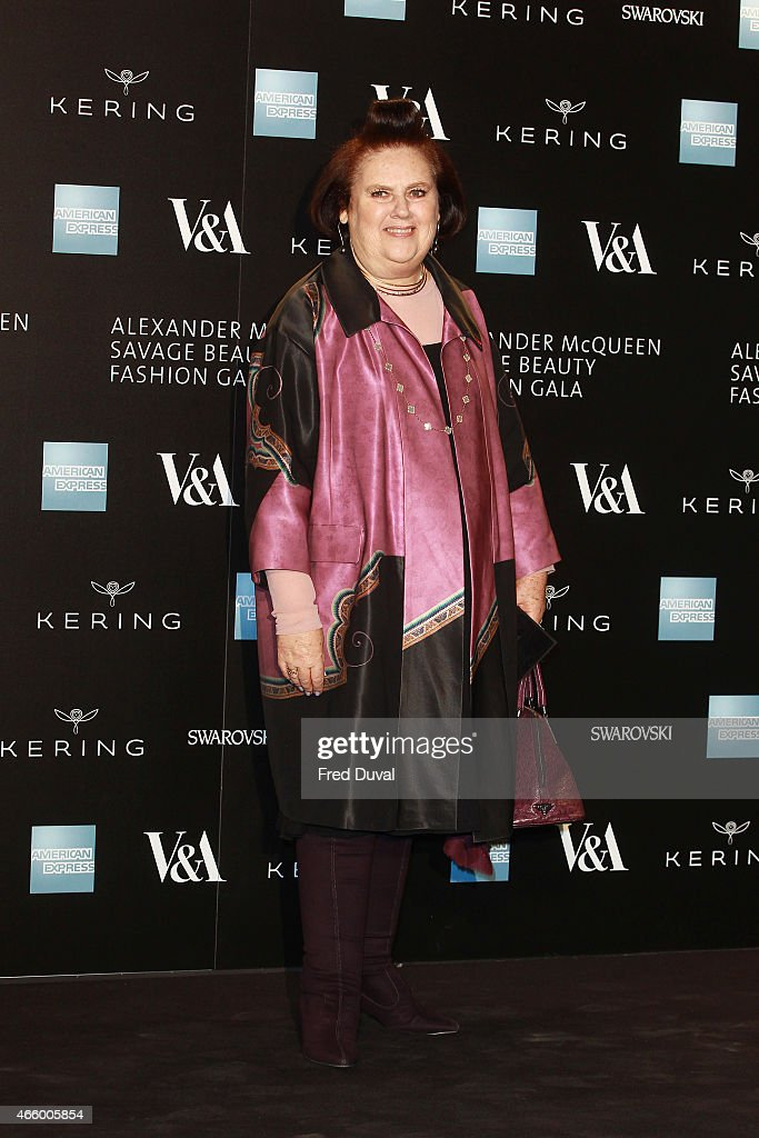 """Alexander McQueen: Savage Beauty"" - Private View - Red Carpet Arrivals"