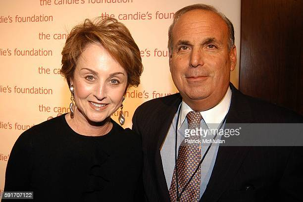 Suzy Miller and Butch Miller attend The Event To Prevent A Benefit for The Candie's Foundation for the Prevention of Teenage Pregnancy at Gotham Hall...