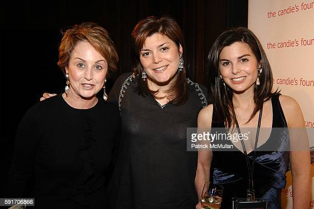 Suzy Miller Lizzy Cole and Kathy Kramer attend The Event To Prevent A Benefit for The Candie's Foundation for the Prevention of Teenage Pregnancy at...