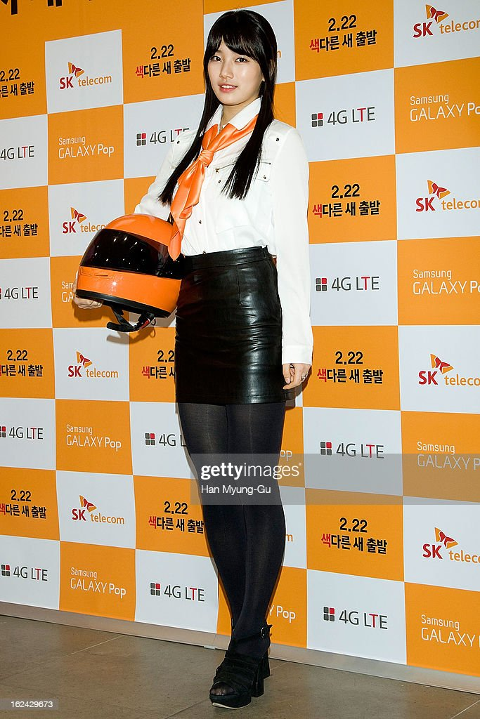 Suzy Of Miss A Autograph Session For Samsung Galaxy Pop : News Photo