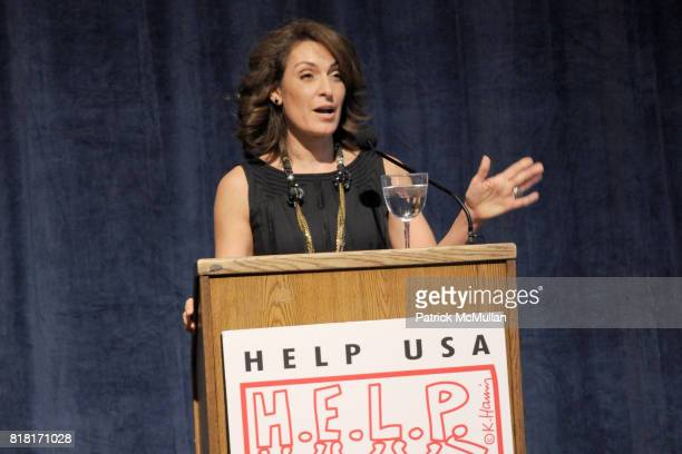 Suzy Welch attends HELP USA Graduate Scholarship Awards Luncheon 2010 at Four Seasons Restaurant on November 9 2010 in New York City