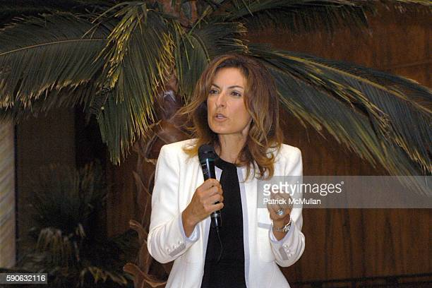 Suzy Welch attends The Week hosts Women in Power Views from the Top Sponsored by UBS at Four Seasons on July 19 2005 in New York City
