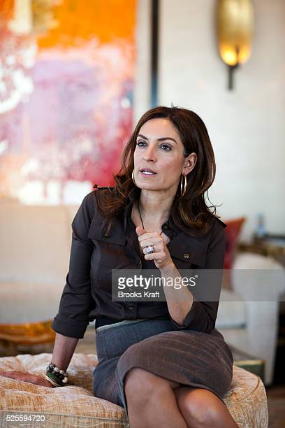 Suzy Welch the third wife of Jack Welch former Chairman and CEO of General Electric in the couple's New York City apartment She a bestselling author...