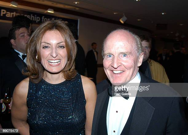 Suzy Wetlaufer and Jack Welch