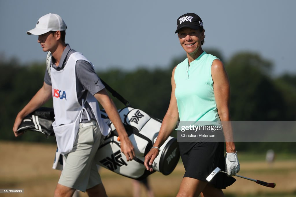 U.S. Senior Women's Open - Round Two