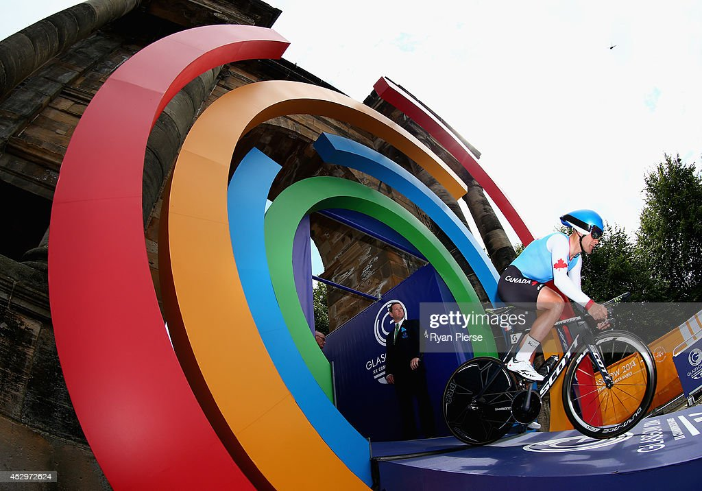 20th Commonwealth Games - Day 8: Cycling Road Time Trial