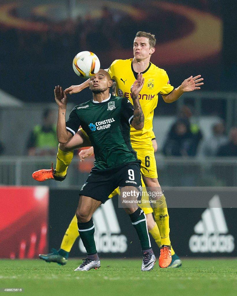 Футбол кубань боруссия