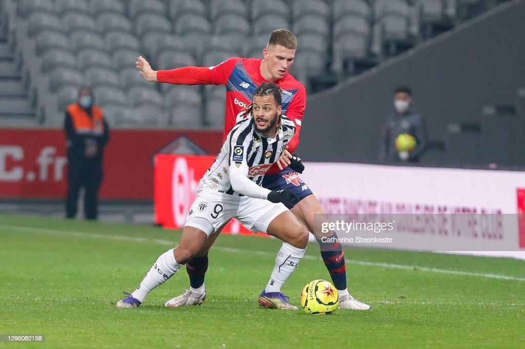 Lille OSC v Angers SCO - Ligue 1 : News Photo