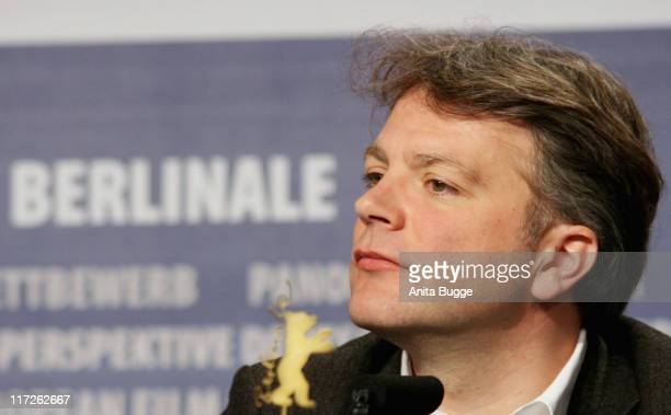 Sven Burgemeister, producer attends the Heart of Fire photocall and press conference on day eight of the 58th Berlinale Film Festival at the Grand...