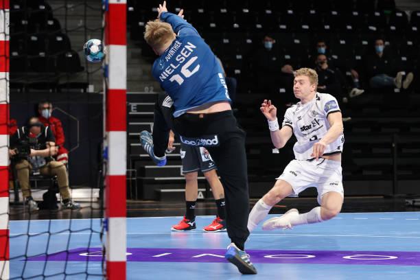 FRA: HBC Nantes v THW Kiel - EHF Champions League