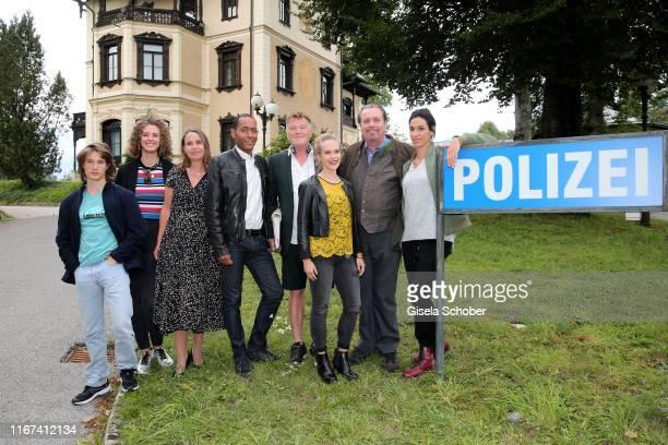 Sven Gielnik , Rosalie Schlagheck, Marie Theres Kroetz Relin, Peter Marton (plays Jerry Paulsen, Director John Delbridge, Nadine Koesters , Andreas...