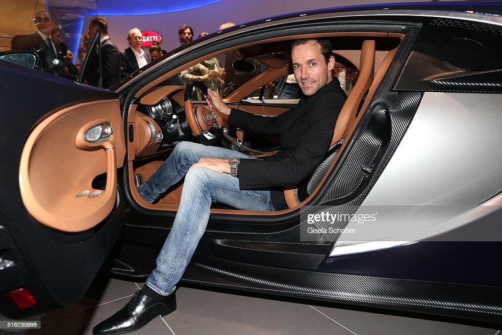 Bugatti Boutique Opening In Munich