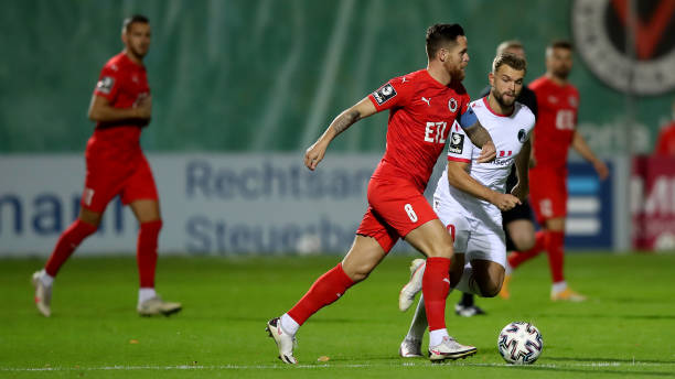 DEU: FC Viktoria Koeln v VfB Luebeck - 3. Liga