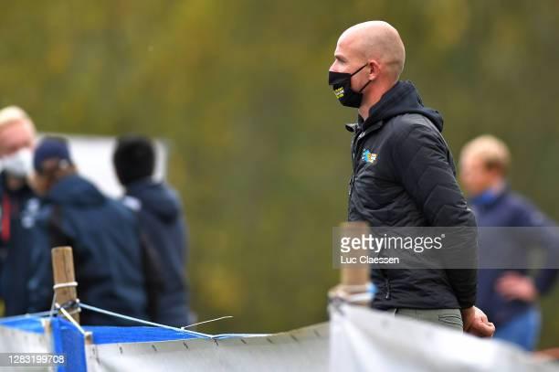 Sven Nys of Belgium Ex Problem / -rider / during the 31st Koppenbergcross 2020, Men Elite / @Koppenbergcross / on October 31, 2020 in Oudenaarde,...