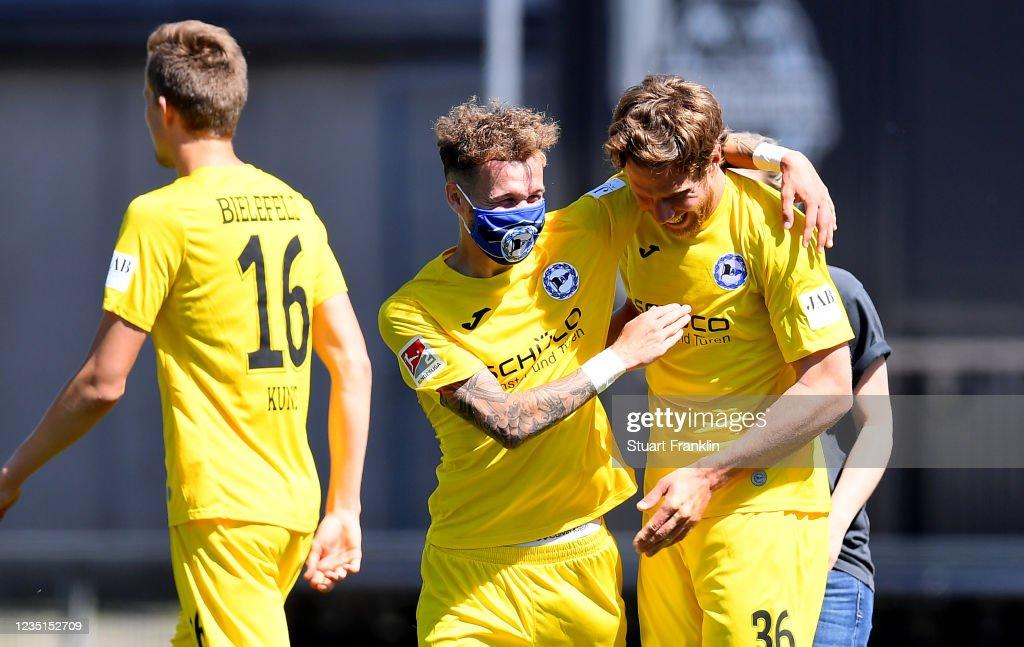 Holstein Kiel v DSC Arminia Bielefeld - Second Bundesliga : News Photo