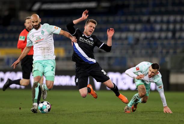 DEU: DSC Arminia Bielefeld v SV Werder Bremen - Bundesliga