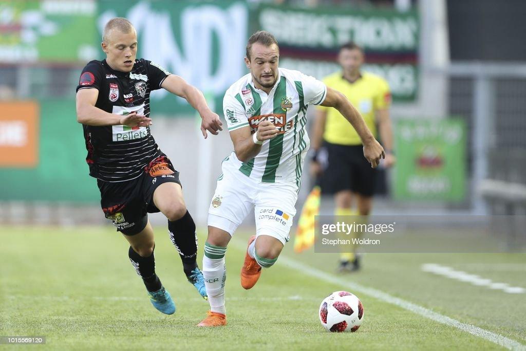Rapid Wien v Wolfsberger AC - tipico Bundesliga