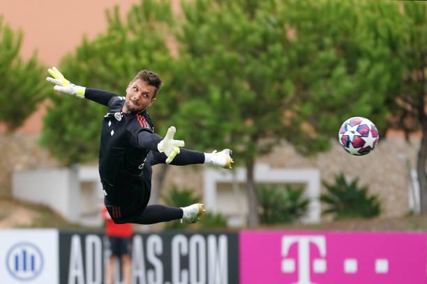 PRT: FC Bayern Muenchen - Training Session