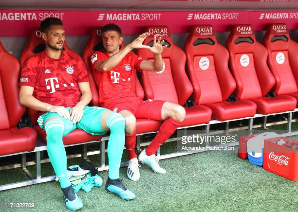 Sven Ulreich Photos Photos and Premium High Res Pictures - Getty ...