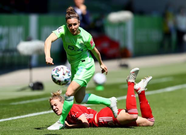 DEU: VfL Wolfsburg v FC Bayern München - FLYERALARM Frauen Bundesliga