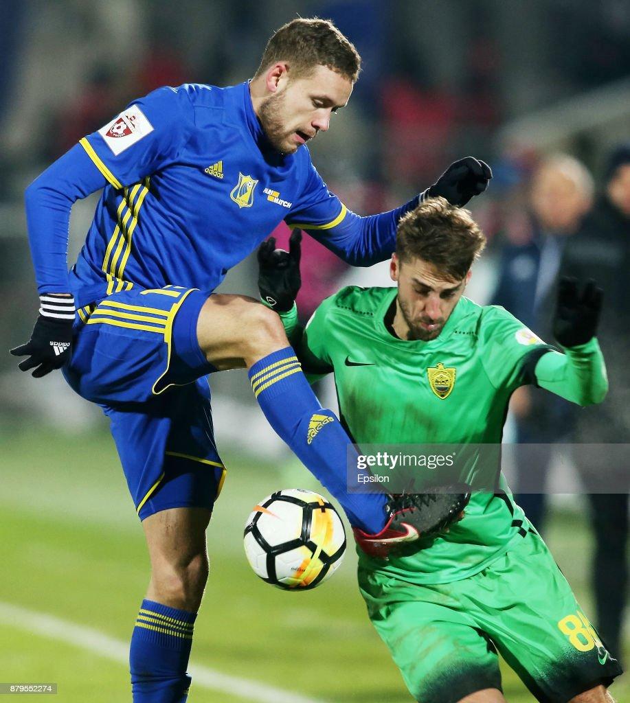 FC Rostov Rostov-on-Don vs FC Anji Makhachkala - Russian Premier League