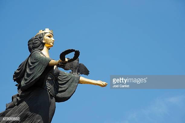 sveta ソフィア像でソフィア buglaria - ブルガリア ソフィア ストックフォトと画像
