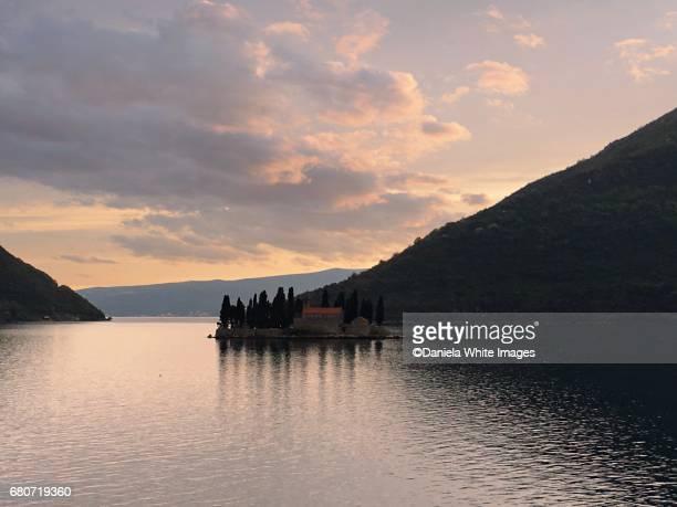 Sveti Djordje Island,Bay of Kotor, Montenegro