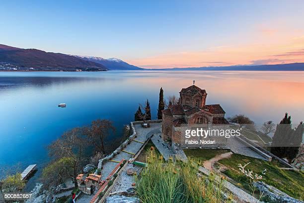 Sveti (Saint) Jovan Kaneo Church, Ohrid.