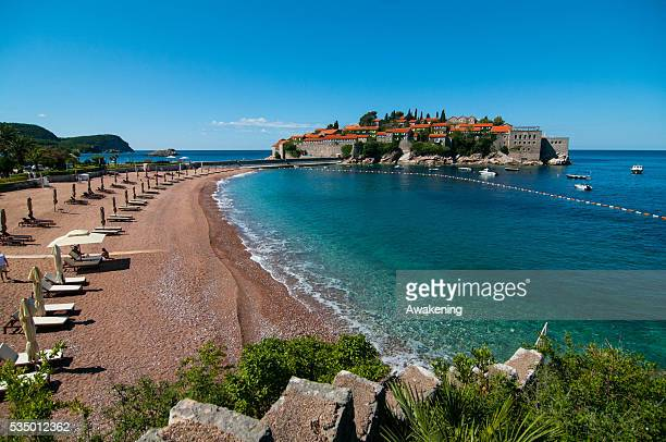 Sveti Stefan now Aman Sveti Stefan including the Villa Milocer is a small islet and hotel resort in Montenegro approximately 6 kilometres southeast...