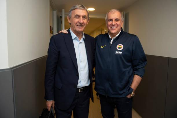 ESP: FC Barcelona v Fenerbahce Beko Istanbul - Turkish Airlines EuroLeague