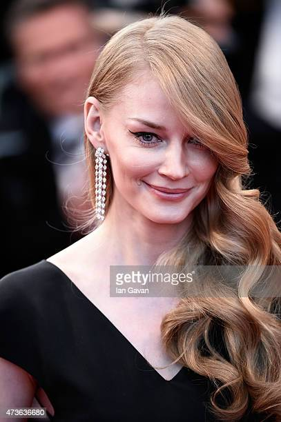 Svetlana Khodchenkova attends the Premiere of The Sea Of Trees during the 68th annual Cannes Film Festival on May 16 2015 in Cannes France