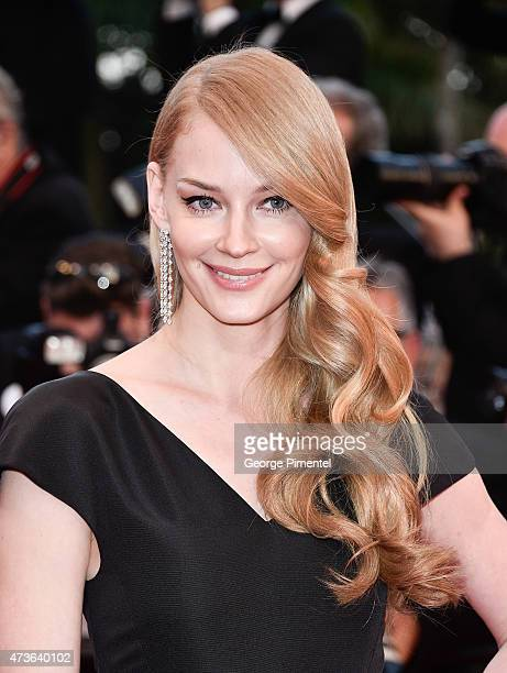Svetlana Khodchenkova attends The Sea Of Trees Premiere during the 68th annual Cannes Film Festival on May 16 2015 in Cannes France