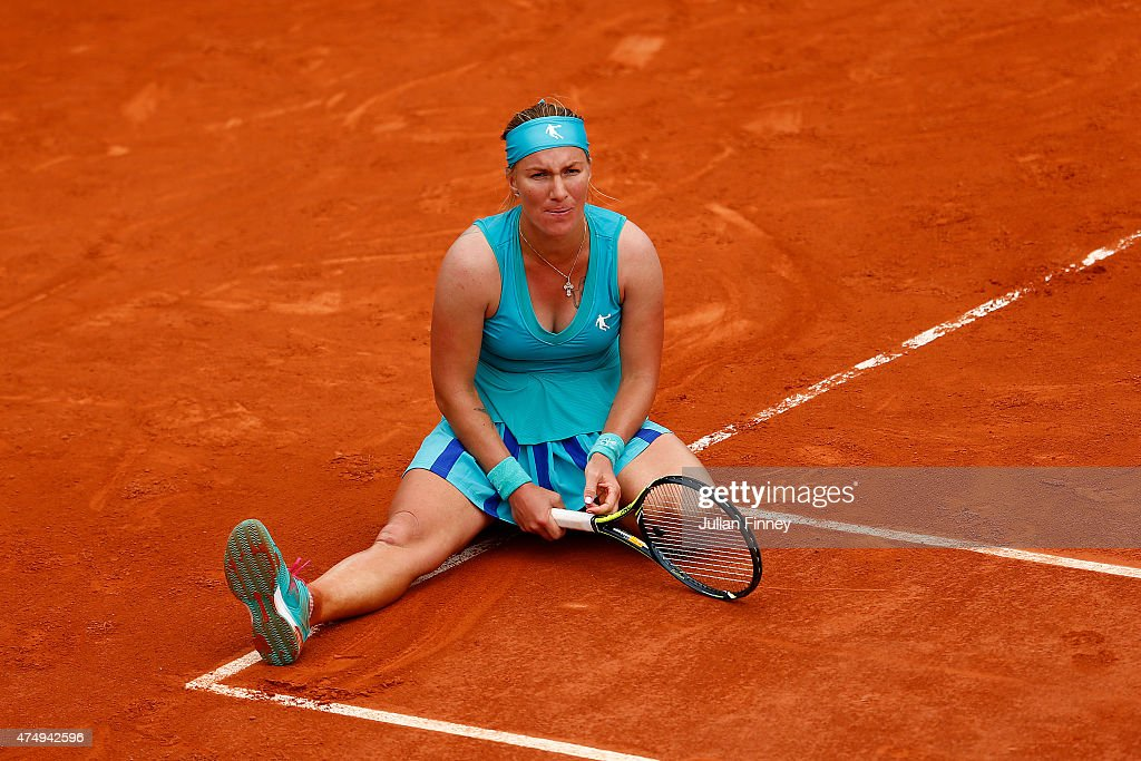 2015 French Open - Day Five : News Photo
