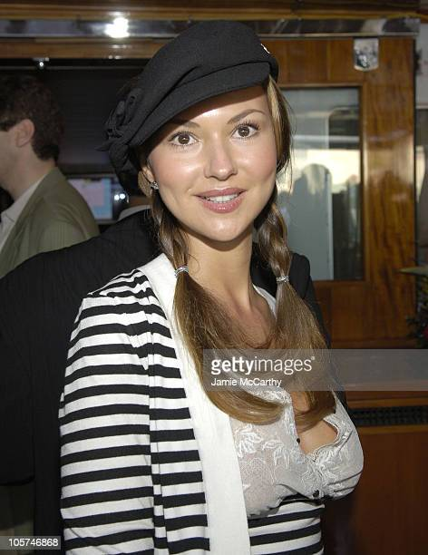 Svetlana Metkina during 2005 Cannes Film Festival AnheuserBusch Hosts Arclight / Trigger Street Party at AnheuserBusch Big Eagle Yacht in Cannes...
