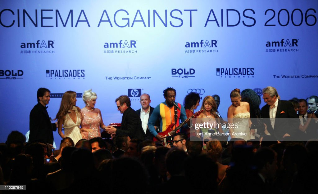 amfAR's Cinema Against AIDS Benefit in Cannes, Presented by Bold Films,