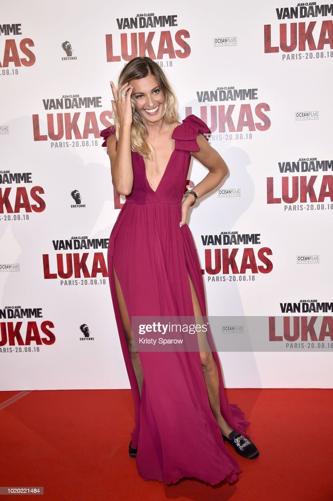 """Lukas"" Paris Premiere At Cinema Gaumont Opera Capucines In Paris"