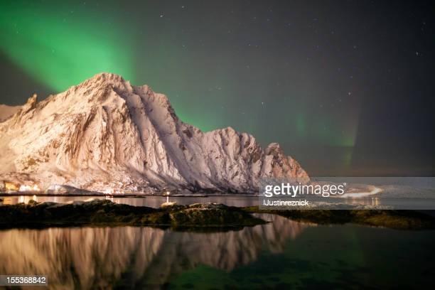 Svolvaer Aurora Borealis