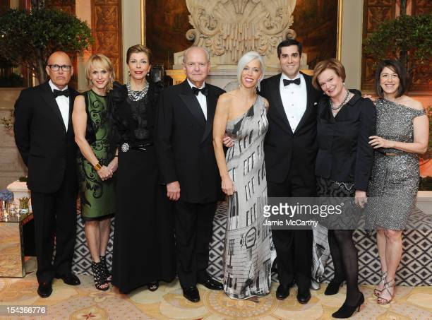 SVP/General Manager at Bergdorf Goodman Bill Brobston Neva Hall Agatha Wirth Burton Tansky SVP Fashion Office and Store Presentation of Bergdorf...