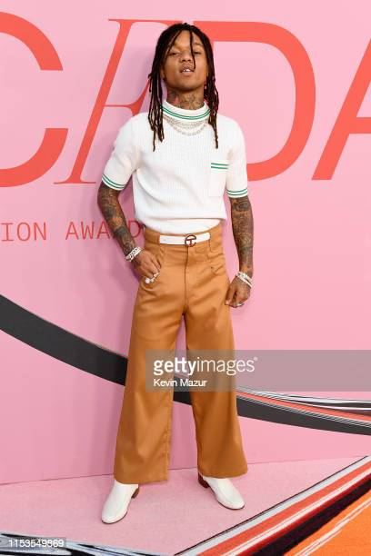 Swae Lee attends the CFDA Fashion Awards at the Brooklyn Museum of Art on June 03, 2019 in New York City.