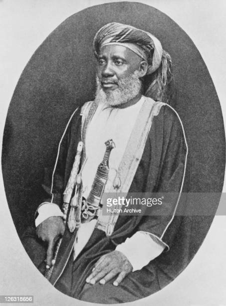 SwahiliZanzibari trader Tippu Tip circa 1890 After a profitable career as a plantation owner and trader in slaves and ivory he became governor of the...