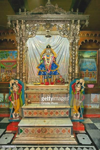 Swaminarayan temple, Chhapaiya near Ayodhya, Faizabad, Uttar Pradesh, India
