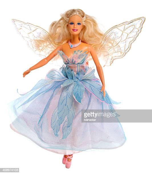 Swan Lake Ballerina Barbie Fashon Doll